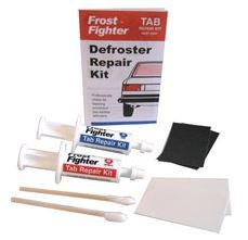 Frost Fighter Rear Defroster Tab Bonding Kit