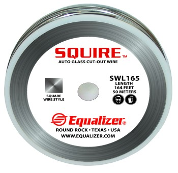 Squire Auto Glass Cut-Out Wire (1-164 ft roll)