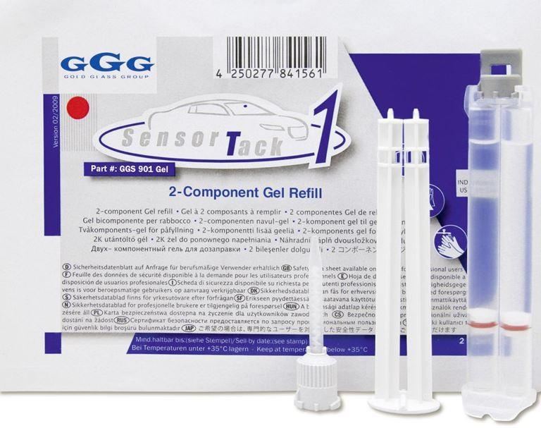 Gold Glass Group™ SensorTrack 1 Gel