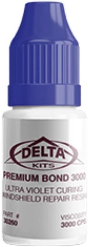 Delta Kits Premium Bond 3000 Windshield Repair Resin - 7 ml